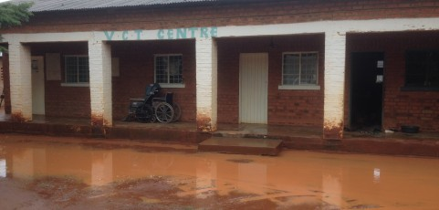 VCMC Resident provides care at Pediatric HIV clinic in Malawai with aid of VGHP And FMed travel grant